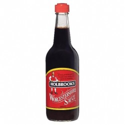 SAUCE WORCESTERSHIRE 500ML