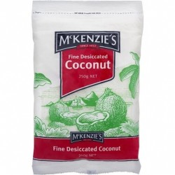 COCONUT DESICCATED 250GM