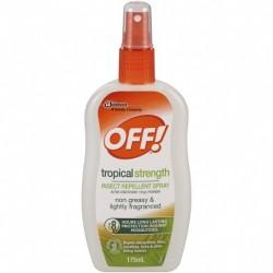 TROPICAL REPELLENT PUMP SPRAY 175ML