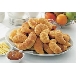 CROISSANTS BUTTER MINI 95X26GM