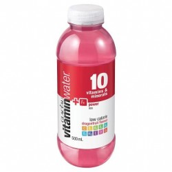 VITAMIN WATER POWER DRAGONFRUIT 500ML