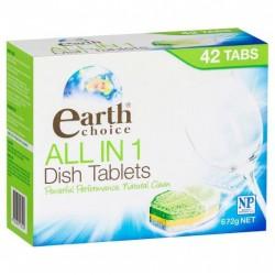 DISHWASH TABLETS 42PK