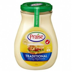 MAYONNAISE TRADITIONAL 470GM