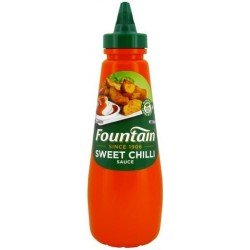 SAUCE SQUEEZE SWEET CHILLI 500ML