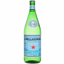 SPARKLING MINERAL WATER 1LT