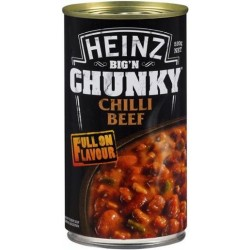 SOUP CHUNKY CHILLI BEEF 520GM