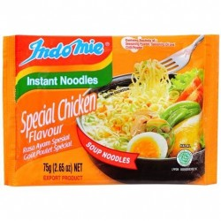 INSTANT NOODLES CHICKEN FLAVOUR 75GM
