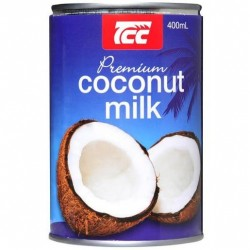 TCC MILK COCONUT         400ML 400ML