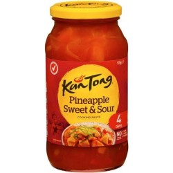 PINEAPPLE SWEET & SOUR COOKING SAUCE 515GM