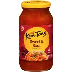 SWEET & SOUR COOKING SAUCE 515GM