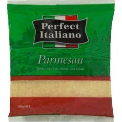 GRATED PARMESAN CHEESE 100GM