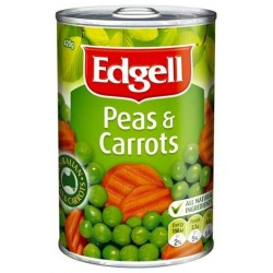 PEAS and CARROTS 420GM