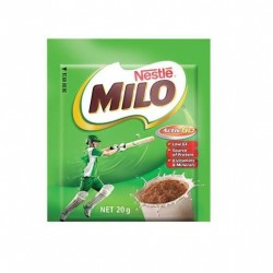 MILO SINGLE SERVE 100X20GM