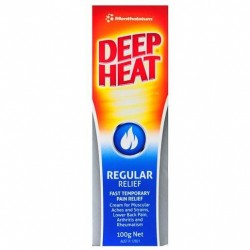MENTHOLATUM DEEP HEAT RUB 100GM