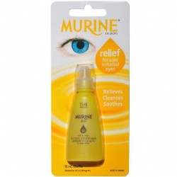 MURINE EYE DROPS-RELIEF 15ML