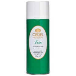 CEDEL H/SPRAY REGULAR 250GM