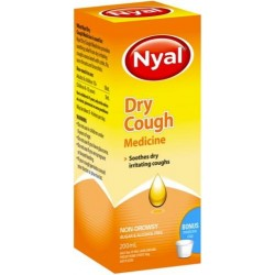 NYAL COUGH MIX DRY COUGH 200ML