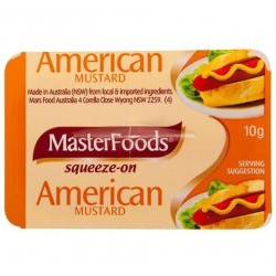 AMERICAN MUSTARD SQUEEZE 10GM