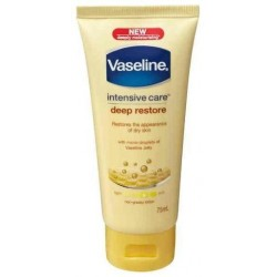 VASELINE INTENSIVE CARE DEEP RESTORE 75ML