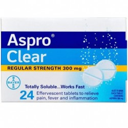 ASPRO CLEAR 3030 24S