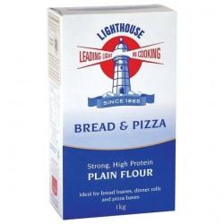 BREAD AND PIZZA PLAIN FLOUR 1KG