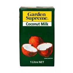 COCONUT MILK TETRA PACK 1L