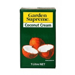 COCONUT CREAM TETRA PACK 1LT