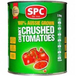 CHUNKY CRUSHED TOMATOES 2.9KG