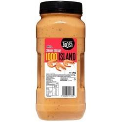 DRESSING THOUSAND ISLAND 2.4KG