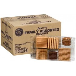 BISCUITS FAMILY ASSORTED BULK 3KG