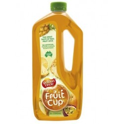 FRUIT CUP CRUSH CORDIAL 2LT