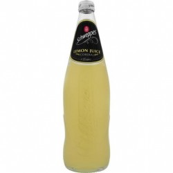 LEMON CORDIAL 750ML