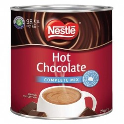 HOT CHOCOLATE COMPLETE MIX 2KG