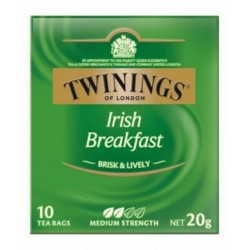 IRISH BREAKFAST CLASSICS TEABAGS 10S