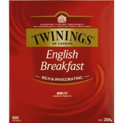 ENGLISH BREAKFAST CLASSICS TEABAGS 100S