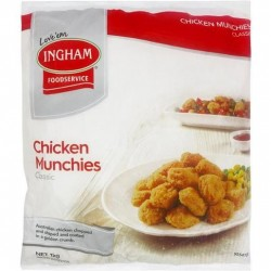 CHICKEN MUNCHIES 1KG