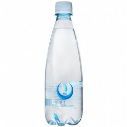 3d5ca97174 NU PURE. SPARKLING PURE SPRING WATER 500ML