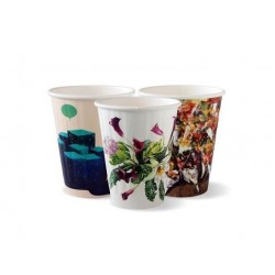 DOUBLE WALL PAPER CUP ART SERIES 50S