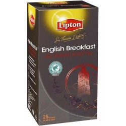 ENGLISH BREAKFAST TEA SIR THOMAS BAGS 25S