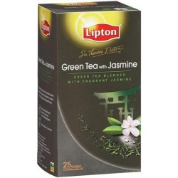 GREEN TEA WITH JASMINE SIR THOMAS TEA BAG 25S