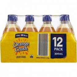 ORANGE CRUSH 12 PACK 300ML