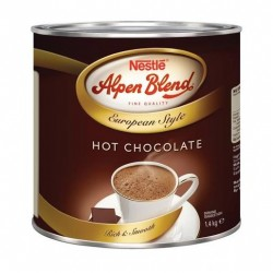 ALPEN BLEND HOT CHOCOLATE 1.4KG