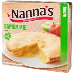 NANNAS APPLE PIE 600GM
