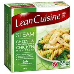 STEAM MEAL CHICKEN AND CHEESE 380GM
