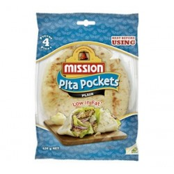 FROZEN PITA POCKETS 4PK