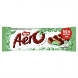 NESTLE AERO PEPPERMINT BAR 40GM
