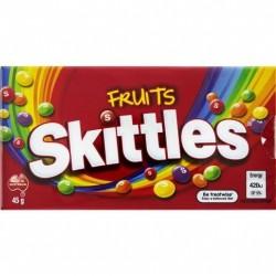 SKITTLES FRUIT BOX 45GM