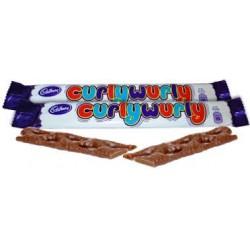 CURLY WURLY CHOCOLATE 26GM