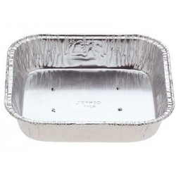 6210 FOIL SINGLE SQUARE PIE CONTAINERS 500S