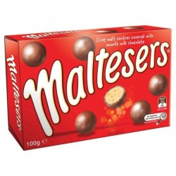 MARS MALTESERS BOX 100GM